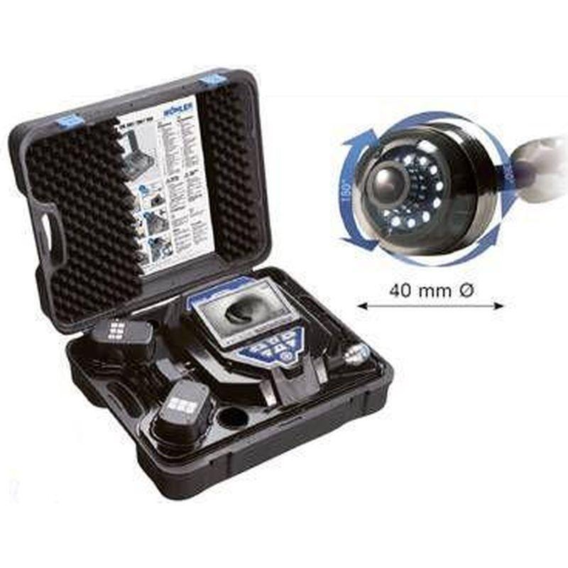 Ventilation och VVS kamera