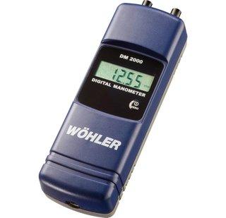 Tryckmätare DM2000