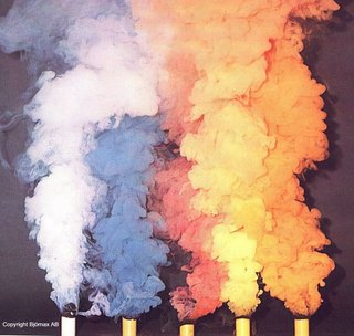 Colour Smoke Ax 18