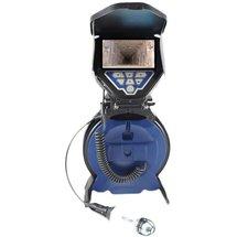 Skorstenskamera VIS 400 med kabelvinda Ø40mm kamera