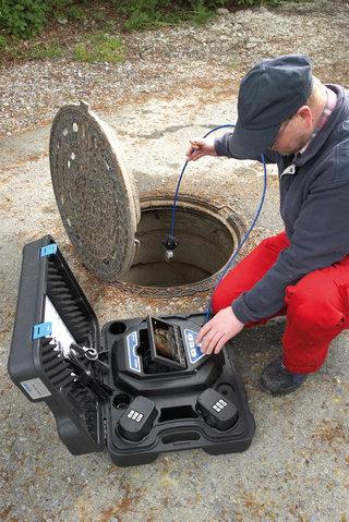 VIS 350 Inspektionskamera
