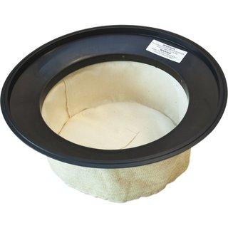 Brand dämpande filter + ring