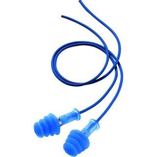Hörselproppar med snöre