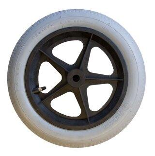 Stort hjul till sotarkärra (luftgummi)
