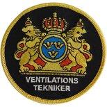 Ventilationstekniker
