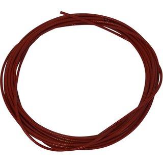 Röd vajjertråd 10m